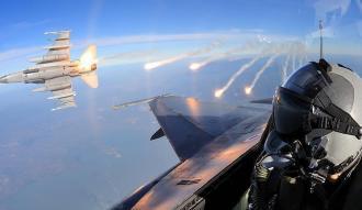 Savaş uçakları, PKK kamplarını baskı altına alıyor