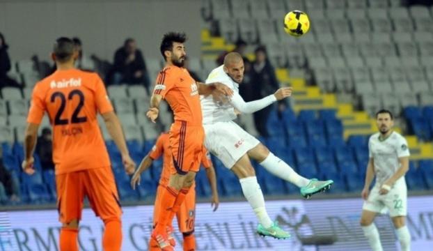 İstanbul Başakşehir: 0 - Bursaspor: 0
