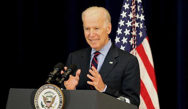Joe Biden geliyor