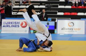 Milli judocular yarın Paris'te tatamiye çıkacak
