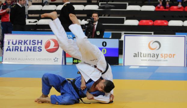Milli judocular yarın Pariste tatamiye çıkacak