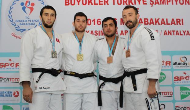 Büyükler Türkiye Judo Şampiyonası