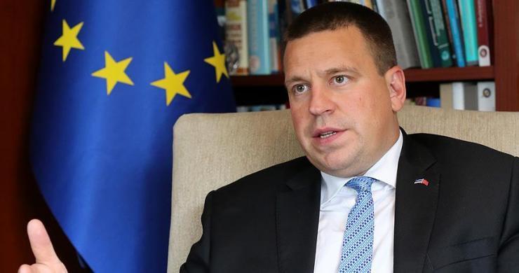 Estonya Başbakanı Ratas: Estonya Türkiye'nin AB üyesi olmasını destekliyor
