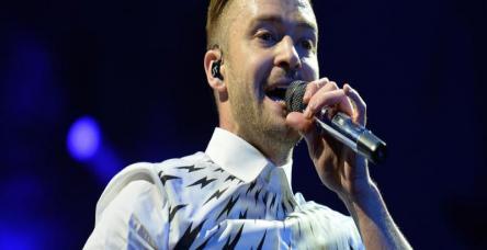 testJustin Timberlake İstanbullu'yu çoşturdu!