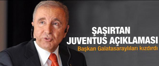 Juventus maçı hayati değil