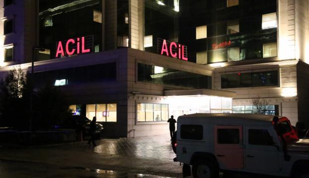 Diyarbakırda polise silahlı saldırı