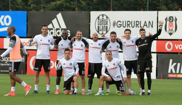 Beşiktaşta Bursaspor mesaisi başladı