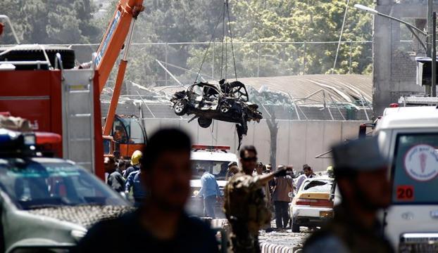 Kabilde bombalı saldırı: 80 ölü, 350 yaralı