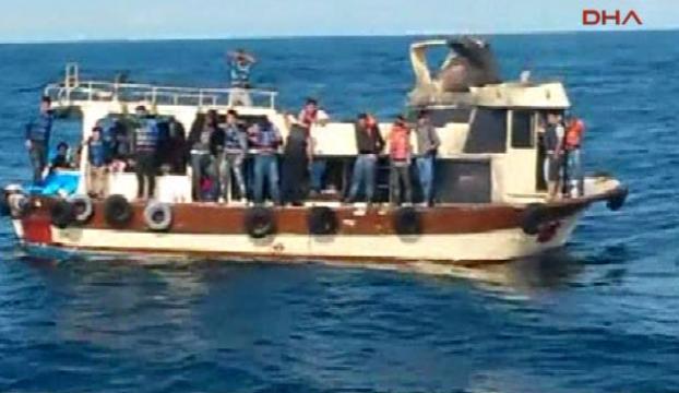 Göçmenleri ölüme terkettiler