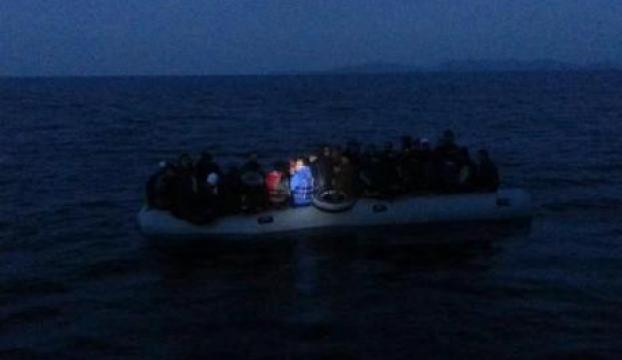 Kaçakları Sahil Güvenlik yakaladı