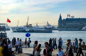 Kadıköy'e Haydarpaşa'dan giriş bir yıl kapalı