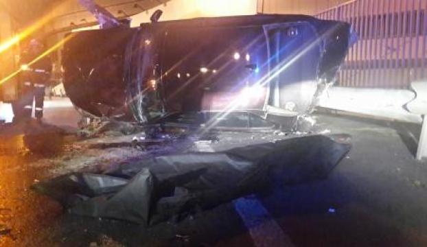 Kadıköyde kaza: 1 ölü, 2 yaralı