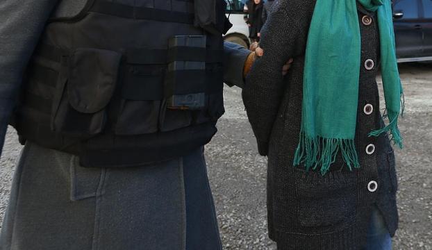 Saldırı hazırlığındaki kadın terörist tutuklandı