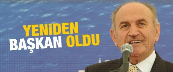 Kadir Topbaş yeniden başkan