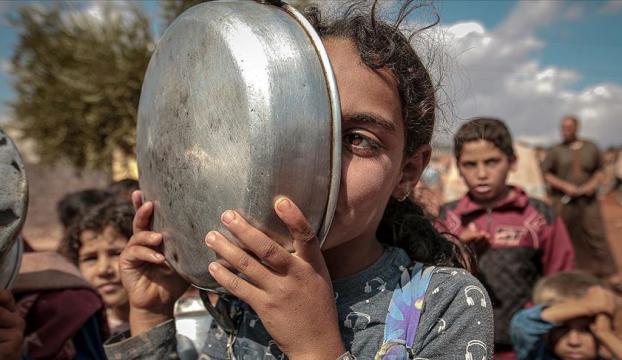 YPG/PKKnın sivilleri ölüme terk ettiği Hol Kampında son bir haftada 8 çocuk öldü
