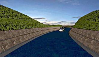 Kanal İstanbul'un sahadaki son sondajı yapıldı