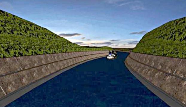 Kanal İstanbulun sahadaki son sondajı yapıldı