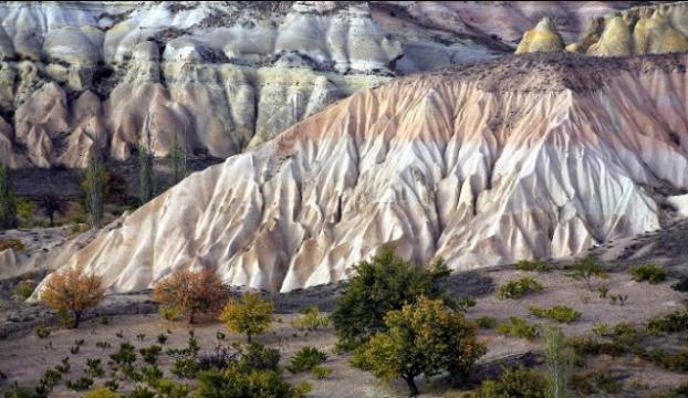 Kapadokyada Sonbahar