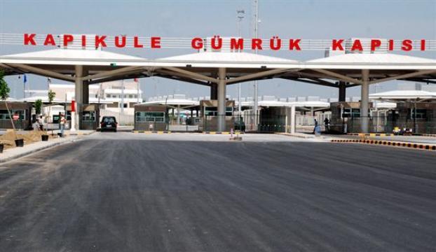 Yabancı plakalı araçlar trafik cezaları ödenmeden sınırdan çıkamayacak