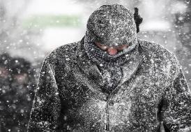 """""""Kış, göz iltihaplarının en sevdiği mevsimdir"""""""