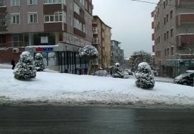 Trakya'da yarın kar yağışı bekleniyor