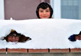 İstanbul ve 21 ilde eğitime kar tatili