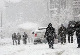 İstanbul kışa hazırlanıyor!