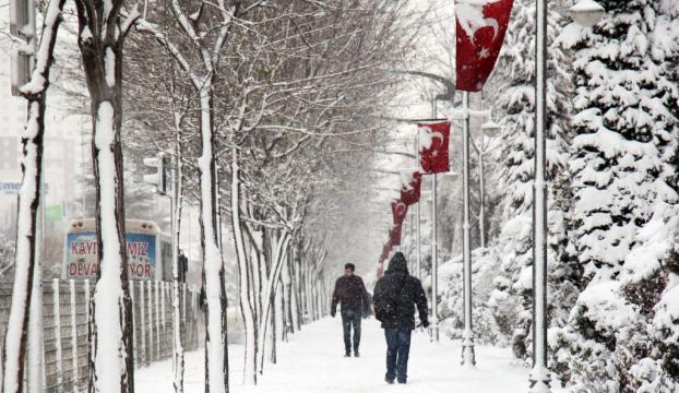 Marmarada cuma günü yoğun kar bekleniyor