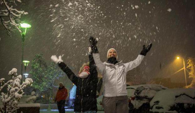 Ankara ve 22 ilde eğitime kar tatili