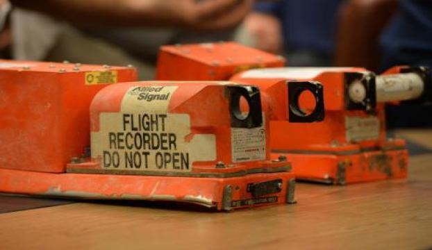 Bişkekte düşen kargo uçağının ikinci kara kutusu da bulundu