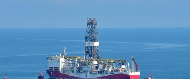 Türkiye tarihindeki en büyük doğal gaz keşfini Karadenizde yaptı
