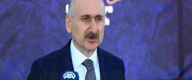 Bakan Karaismailoğlundan İstanbula iki yeni raylı sistem hattı müjdesi