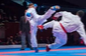 Milli karateci Enes Bulut'tan tarihi başarı