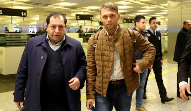 Karavaev, Fenerbahçe için İstanbulda