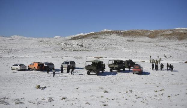 Karlı dağlarda bile aranıyor