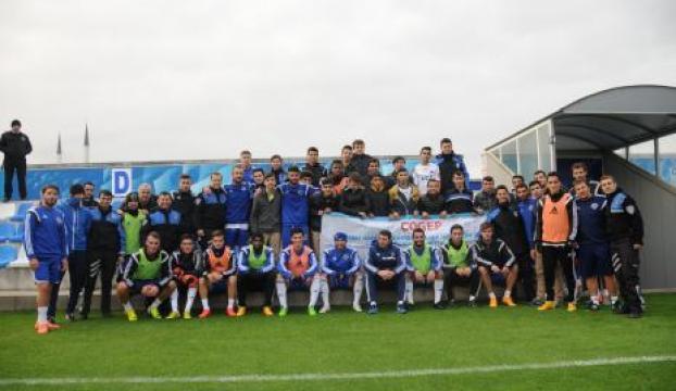 Kasımpaşada Bursaspor maçı hazırlıkları devam etti