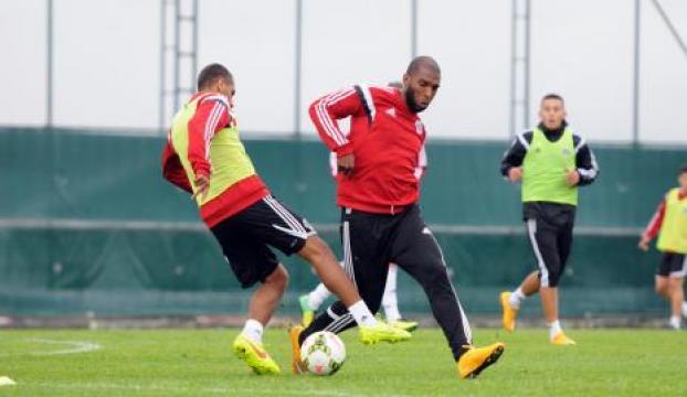 Kasımpaşada Galatasaray maçı hazırlıkları başladı