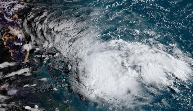 Atlas Okyanusunda Humberto Kasırgası tehdidi