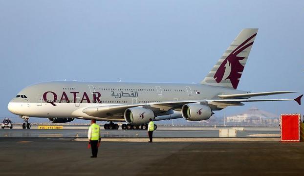 Bahreyn ve BAEnin hava sahalarının bir bölümü Katar Havayollarına açıldı