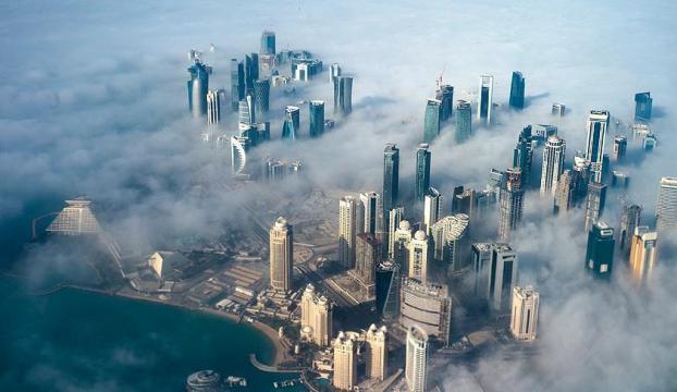 """Katardan Suudi Arabistanın """"teröre destek verme"""" suçlamasına tepki"""