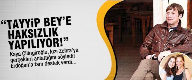 """Çilingiroğlu: """"Başbakan'a haksızlık yapılıyor"""""""