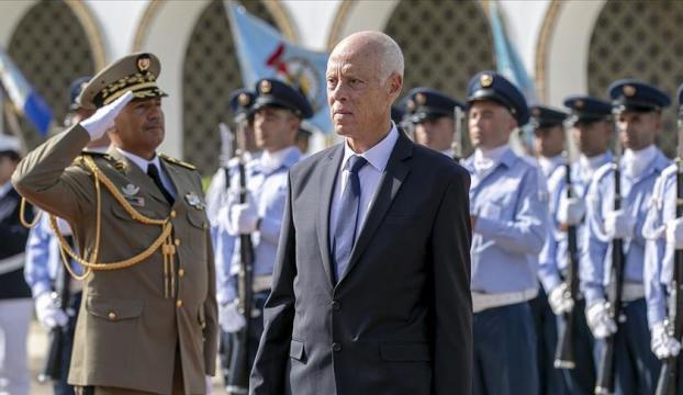 Tunus Cumhurbaşkanı Said: Devleti içeriden dinamitlemek isteyenler var