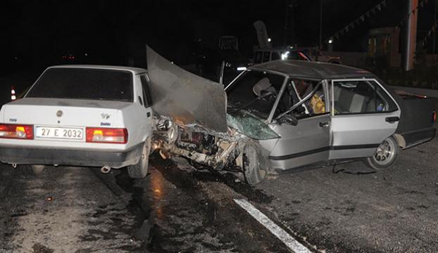 Kayseride trafik kazası: 6 yaralı