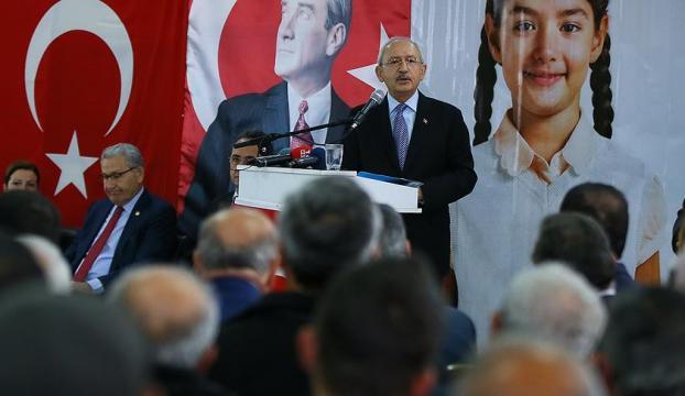 Kılıçdaroğlu: Vatanımızı düşünerek Evet ya da Hayır diyeceğiz
