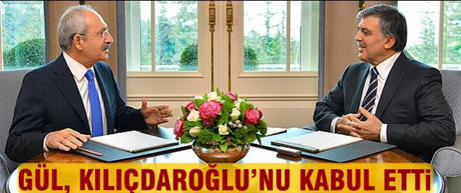 Kemal Kılıçdaroğlu: İki koşulumuz var