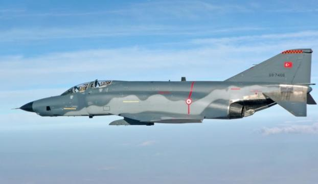TSKdan Irakta uçuş açıklaması