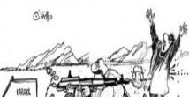 Karikatürlerle Suriye'de yaşananlar