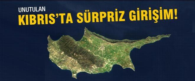 Kıbrıs'ta sürpriz gelişme!