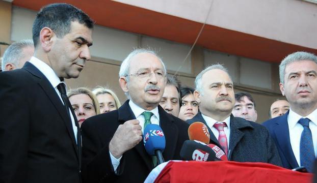 Kılıçdaroğlu, Yeniçağ gazetesini ziyaret etti