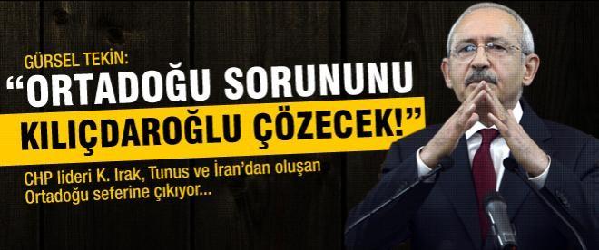 Kemal Kılıçdaroğlu, bayramdan sonra Irak'a gidiyor